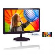 Monitor Philips 247E6LDAD, 24'', LED, FHD, DVI, HDMI