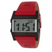 EOS New York Noxturne Tre Watch Red 260SRED