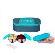 Sling Double Dekker 3 Container lunchbox 750 Ml