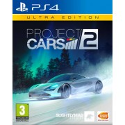 Pro-Ject Bandai Namco Entertainment Project Cars 2 - Ultra Edition