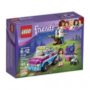 LEGO Friends Olivia s Exploration Car 41116