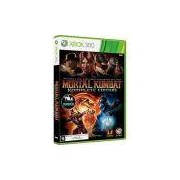 Game Mortal Kombat Komplete Edition - XBOX 360 - Warner Bros Games