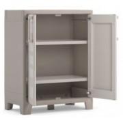 Műanyag tároló szekrény 950170 Guliver 80 x 100 x 44 cm
