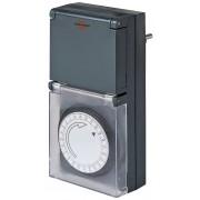 Brennenstuhl wyłącznik czasowy programator timer IP44 do ogrodu Timer Dobowy MZ 44 Brennenstuhl