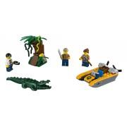 60157 LEGO® City Set de junglă pentru începători