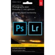 Adobe Creative Cloud pour la Photo - Education - 20 Go - 1 poste - Abonnement 1 an