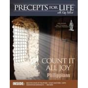 Precepts for Life Study Companion: Count It All Joy (Philippians), Paperback