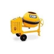 Betoneira Csm Cs 400 Litros 4 Hp Motor Diesel