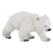 Walking Polar Bear Cub