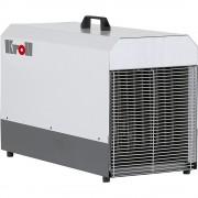 Elektroheizer Luftvolumen 735 m³/h, 6/12 kW, CEE LxBxH 666 x 320 x 435 mm