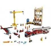 Lego Brandkåren i centrum - Lego City 60216