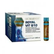 Marnys Royal VIT Q10 egzotikus gyümölcsízű folyékony étrend-kiegészítő 20x11ml