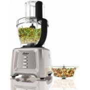 Oster Designed For Life 14-Cup Food Processor 500 W Food Processor(Silver)
