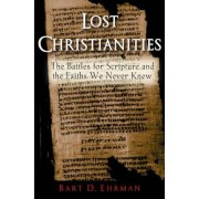 Lost Christianities, Paperback