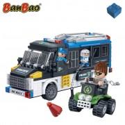 BanBao Police Van 7003