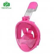 Sonstige Marke NEOPine - Kinder Schnorchelmaske für GoPro Hero 6/5/4/3+/3/2/1 Grösse: XS - Pink