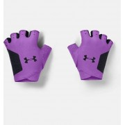 Under Armour Women's UA Light Training Gloves Purple LG