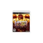 Jogo Ultra Street Fighter IV - PS3