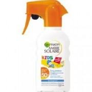 Garnier Ambre solaire kids spray solare protettivo spf 50+ 200 ml