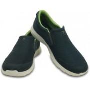 Crocs Kinsale Mesh Slip-on Sneakers For Men(Blue)