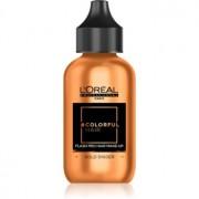 L'Oréal Professionnel Colorful Hair Pro Hair Make-up maquillaje para cabello 1 día tono Gold Digger 60 ml