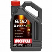 MOTUL 8100 Xclean FE 5W30 5 liter
