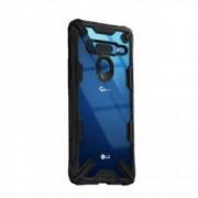 Carcasa Ringke Fusion X LG G8 ThinQ Black