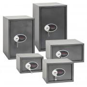 Phoenix Tresor Vela Home & Office mit Schlüsselschloss Außenmaße 250 x 350 x 250 mm