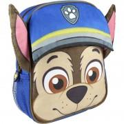 Paw Patrol Blauwe Paw Patrol rugtas/rugzak Chase 23 x 28 cm voor jongens