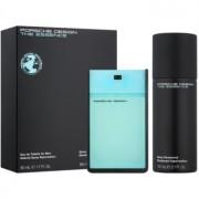 Porsche Design The Essence lote de regalo VIII. eau de toilette 50 ml + desodorante en spray 150 ml