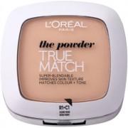 L'Oréal Paris True Match компактна пудра цвят 1R/1C Rose Ivory 9 гр.