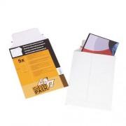 Envelop van gerecycled karton Cleverpack�