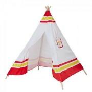 Teepee Tent (rood) - Hape