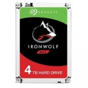 "4TB Seagate Ironwolf NAS, SATA 6Gb/s, 5900 rpm, 64MB, 3.5"" (8.89 cm)"