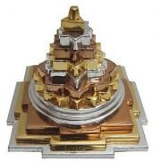 Gold Silver Meru Shree Yantra