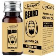 Beard Growth Oil For Men - 100 Natural Essential Oils Hair Oil (35 ml)