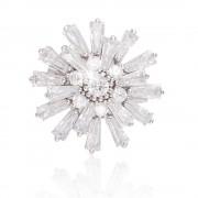 Brosa Borealy Ice Crystal Flower
