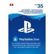 Sony Online Entertainment Playstation Network Card 35 CHF (CH) PSN Key SWITZERLAND