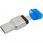Kingston MobileLite Duo 3C USB 3.1 Cititor de carduri FCR-ML3C