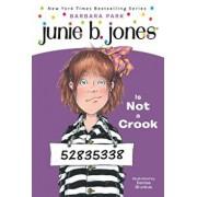 Junie B. Jones Is Not a Crook, Paperback/Barbara Park