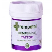 Trompetol Crème tatouage au CBD Hemp Salve Tattoo (Trompetol)