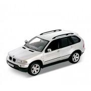 Auto 1:24 Welly BMW X5 čierne