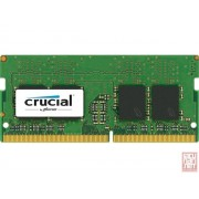 DDR4 SO-DIMM 4GB Crucial, 2400MHz, CL17 (CT4G4SFS824A)