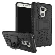 Bakeey Shockproof TPU+PC Armor 360 Rotation Holder Protective Case For LeTV LeEco Le Pro3 Elite