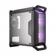Gabinete Cooler Master MasterBox Q300P RGB USB3 3 Ventiladores MCB-Q300P-KANN-S02