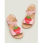 Mini Delfinrosa, Erdbeere Freizeitsandalen Mädchen Boden, 26, Pink