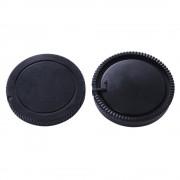 Micnova LBC-S Camera Body Cover Rear Lens Cap for Sony DSLR and Lens - Capac obiectiv pt. Sony DSLR