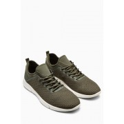 Mens Next Mesh Trainer - Khaki