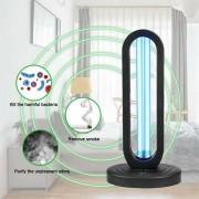 Germicidní zářič 38W - UV dezinfekční lampa 360 ° s ozónovou sterilizací