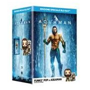 Aquaman (Blu-Ray + Funko Pop!)